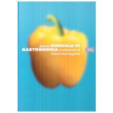 Manuale di gastronomia