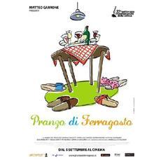 Pranzo Di Ferragosto (CE) (2 Dvd)