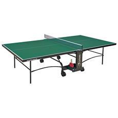 Tavolo Ping Pong da Interno C-276I Advance Indoor Colore Verde