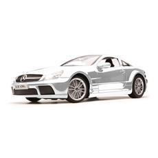 Automobile Radiocomandata Per Smartphone Android Icar Mercedes Sl - Bianco