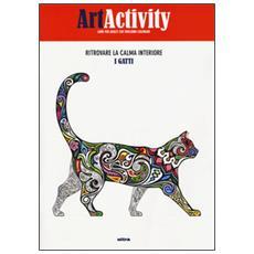 Art activity. Ritrovare la calma interiore. I gatti