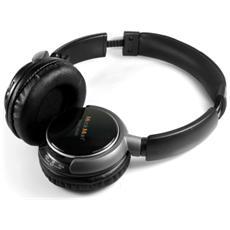 MusicMan BassHead MP3-Stereo, Sovraurale, Padiglione auricolare, 20 - 20000 Hz, Cablato, 12h, 2h