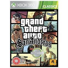 X360 - GTA San Andreas