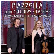 Piazzolla Astor - Etudes Tanguistiques N. 1 > N. 6