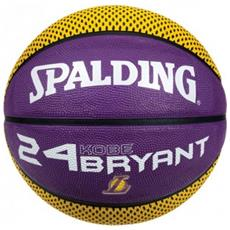 Nba Player Ball Kobe Bryant Size 7 Rubber