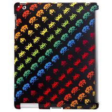 custodia Scenario Space Invaders iPad 2 Back-Clip Black&Colour - Europa