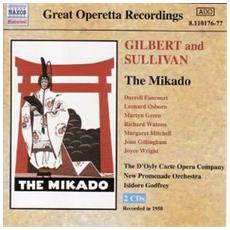 Gilbert & Sullivan - The Mikado Or The Town Of Titipu (2 Cd)