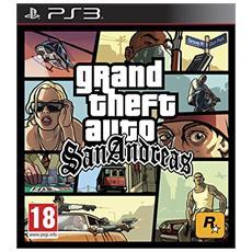 PS3 - GTA San Andreas
