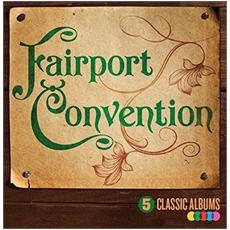 Fairport Convention - 5 Classic Album Vol 2 (5 Cd)