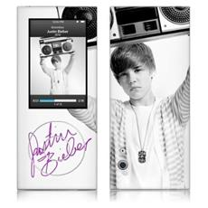 MS-JB80039 Cover Nero, Bianco custodia MP3 / MP4