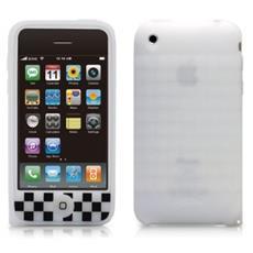 PH08011-WBK Cover Nero, Bianco custodia per cellulare