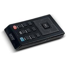 BU00.001, IR Wireless, Nero, Projector