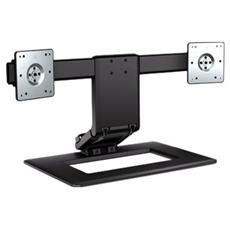 Adjustable Dual Display Stand - Supporto (base di supporto) per 2