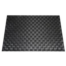 Tovaglietta Colazione Colore Nero 45x30 cm