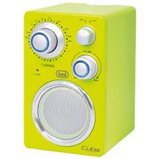 Ra 742 T Trevi Radio Portatile Fm