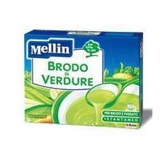 Brodo Verdure