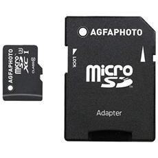 MicroSDHC UHS-I da 16GB + adattatore