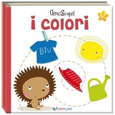 Gira E Scopri - I Colori