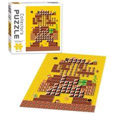 Puzzle Super Mario Maker 550 pz 46 x 61 cm PZL0081