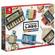 Labo: Toy-Con 01 - Kit Assortito - Nintendo Switch