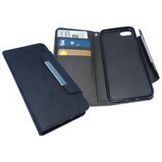 Flip wallet iPhone 7 Blackskin