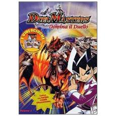 Dvd Duel Masters #01