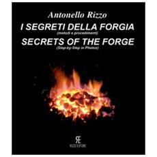 I segreti della forgia (metodi e procedimenti) Secret of the forge (ste-by-step in photos)