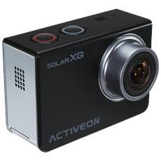 "Action Cam Solar XG Sensore CMOS 14 Mpx Display Touch 2"" Filmati Full HD Wi-Fi"