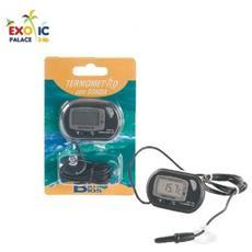 Termometro Digitale Con Sonda Blu Bios