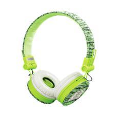 Cuffie con Microfono Cablato Fyber Colore Verde