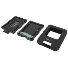 "S251BRU31C3 Enclosure HDD / SSD 2.5"" Nero box per hard disk esterno"