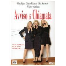 Dvd Avviso Di Chiamata