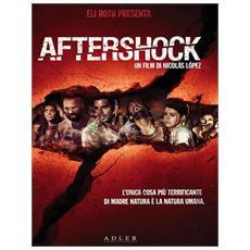 Dvd Aftershock (2012)