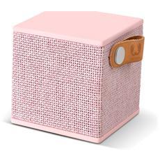 Rockbox Cube Fabriq Edition Speaker Bluetooth - Rosa