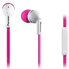 Auricolare a filo con Microfono - Rosa