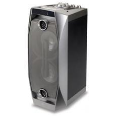 Speaker Audio CSPKBTBASSDISCOG Bluetooth USB - Grigio