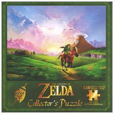 Puzzle Legend of Zelda Link's Ride 550 pz 45 x 60 cm PZL0077