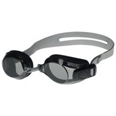 Occhialini Zoom X Fit Nero Grigio Unica