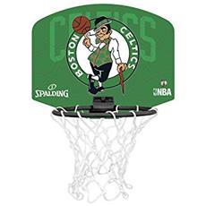 2013 Nba Team Micro Mini Backboard Set- Boston Celtics Backboard Set