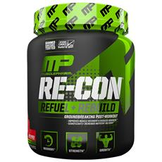 Re-con 2.65 Lbs (1200g) - Muscle Pharm - Recupero - Fruit Punch