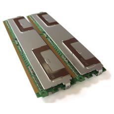1GB Kit FB DIMM PC2-5300, 1 GB, DDR2, 240-pin DIMM