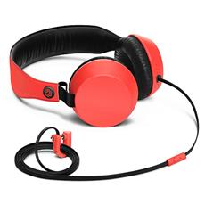 WH-530 Cuffie Stereo Multi-Key - Rosso