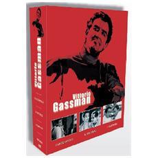 Dvd Vittorio Gassman (cof. 3 Dvd)