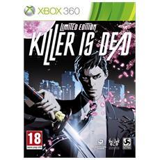 X360 - Killer is Dead Fan Edition