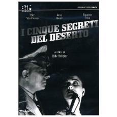 Dvd Cinque Segreti Del Deserto (i)