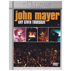 Dvd Mayer John - Any Given Thursday