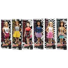 DFT82 - Barbie - Fashionistas (Assortimento)
