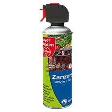 Spray Offly Zanzare 8 Ore All'aperto