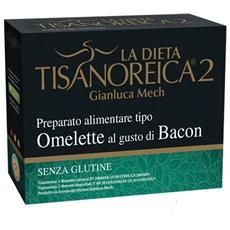 Tisanoreica 2 Omelette Al Gusto Di Bacon 4 Preparati