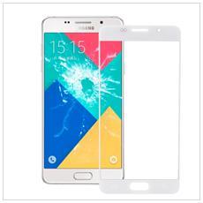Schermo Vetro Frontale Ricambio Galaxy A5 2016 A510 Bianco